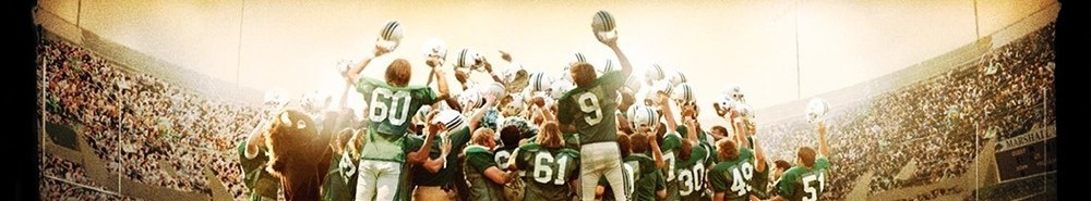 We Are Marshall Movie Banner