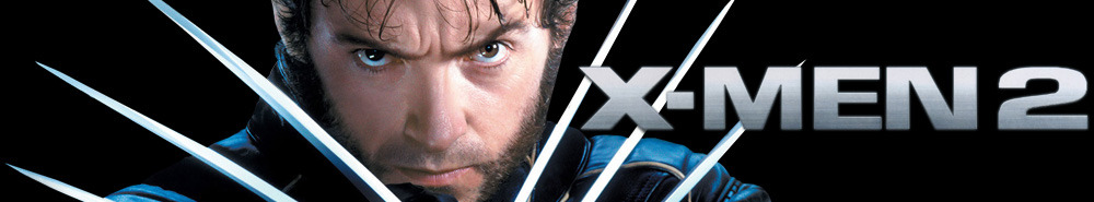 X2: X-Men United Movie Banner