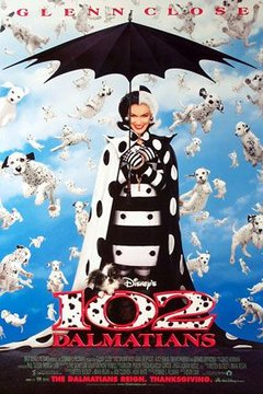 102 Dalmatians movoe photo
