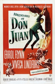 Adventures of Don Juan movoe photo