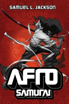 Afro Samurai movoe photo