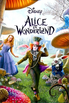 Alice in Wonderland movoe photo