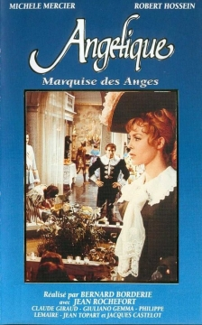 Angelique, the Marquise of the Angels