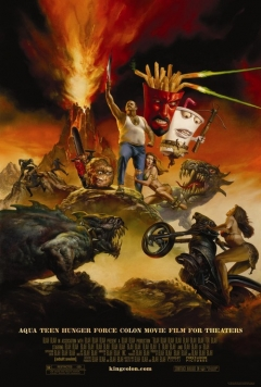 Aqua Teen Hunger Force Colon Movie Film for Theaters movoe photo