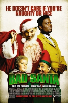 Bad Santa movoe photo
