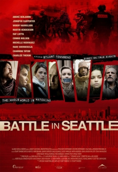 Battle in Seattle movoe photo