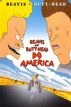 Beavis and Butt-Head Do America movoe photo