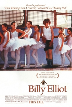 Billy Elliot movoe photo