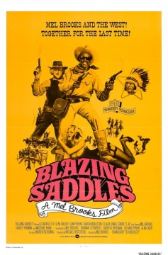 Blazing Saddles movoe photo
