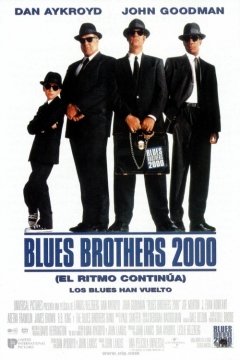 Blues Brothers 2000 movoe photo