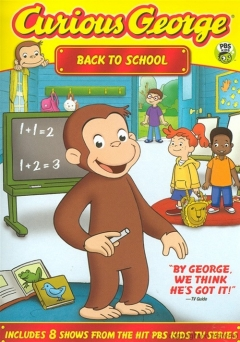Curious George: Back to School movoe photo
