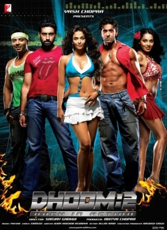 Dhoom 2 movoe photo