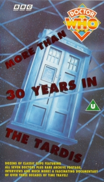 'Doctor Who': Thirty Years in the Tardis
