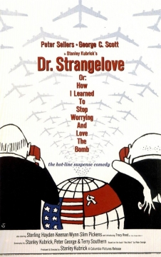Dr. Strangelove or: How I Learned to Stop Worrying and Love the Bomb movoe photo