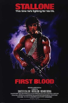 Rambo: First Blood movoe photo