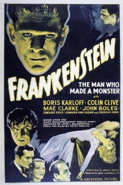 Frankenstein tv show photo