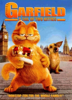 Garfield 2: A Tail of Two Kitties