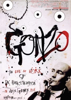 Gonzo: The Life and Work of Dr. Hunter S. Thompson movoe photo