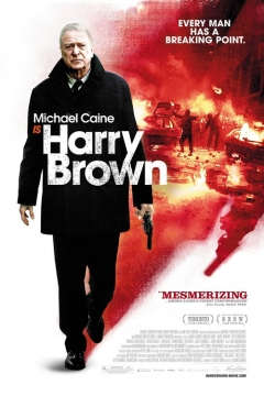 Harry Brown movoe photo