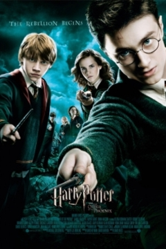 Harry Potter and the Order of the Phoenix movoe photo