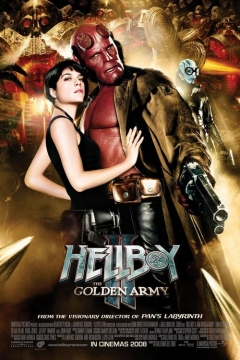 Hellboy II: The Golden Army movoe photo