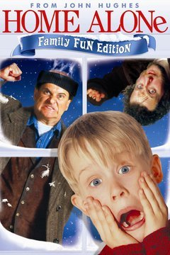 Home Alone tv show photo