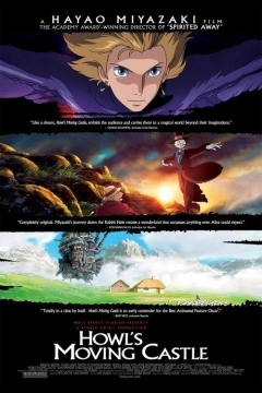 Howl's Moving Castle movoe photo