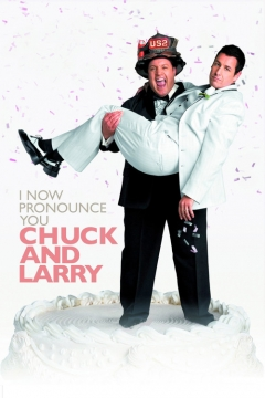 I Now Pronounce You Chuck and Larry movoe photo