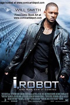 I, Robot movoe photo