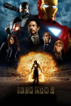 Iron Man 2 movoe photo
