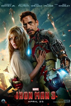 Iron Man 3 tv show photo