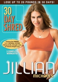 Jillian Michaels 30 Day Shred movoe photo