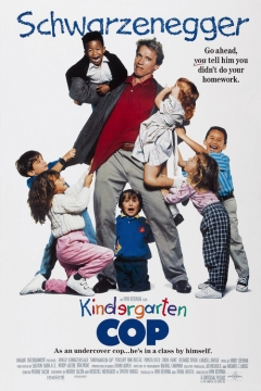 Kindergarten Cop movoe photo