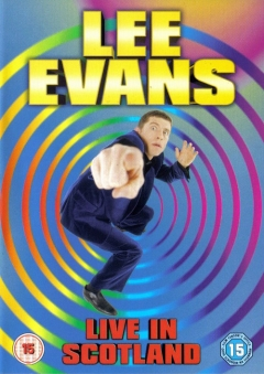 Lee Evans: Live in Scotland movoe photo