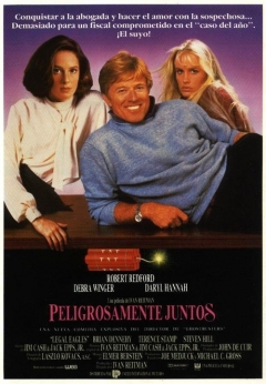 robert redford plays a lawyer and a former weather