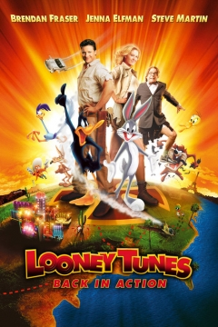 Looney Tunes: Back in Action movoe photo