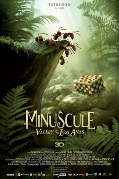 Minuscule - La vallee des fourmis perdues (Minuscule: Valley of the Lost Ants)