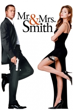 Mr. & Mrs. Smith movoe photo