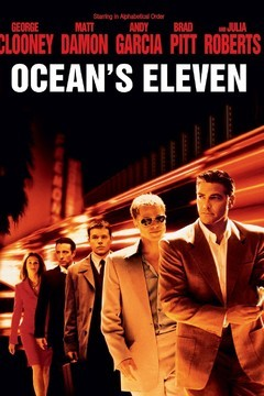 Ocean's Eleven movoe photo