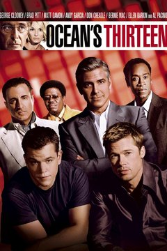 Ocean's Thirteen movoe photo