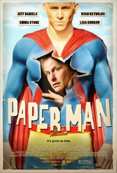 Paper Man movoe photo