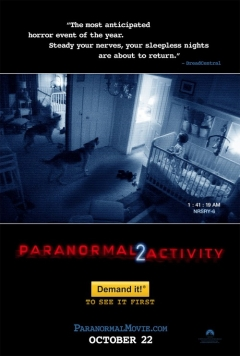 Paranormal Activity 2 movoe photo