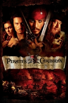 Pirates of the Caribbean: The Curse of the Black Pearl movoe photo