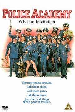 Police Academy tv show photo