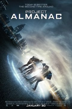 Project Almanac tv show photo