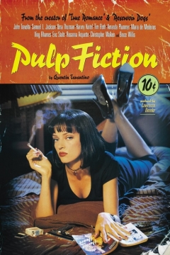 Pulp Fiction movoe photo