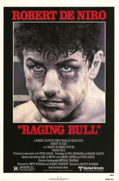 Raging Bull movoe photo