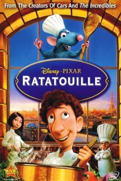 Ratatouille tv show photo