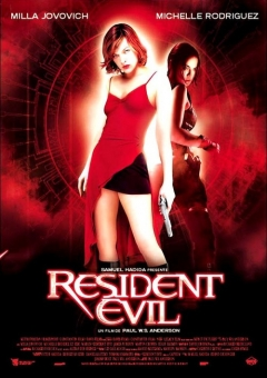 Resident Evil movoe photo
