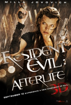 Resident Evil: Afterlife movoe photo
